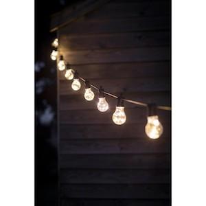 Ghirlandă luminoasă Festoon Lights, 10 becuri