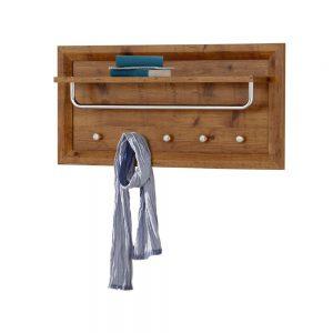 Cuier de perete din lemn, Design modern