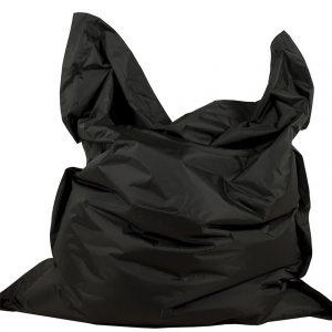Fotoliu Puf, Modern Negru, Bean bag, Umplutura moale si confortabila