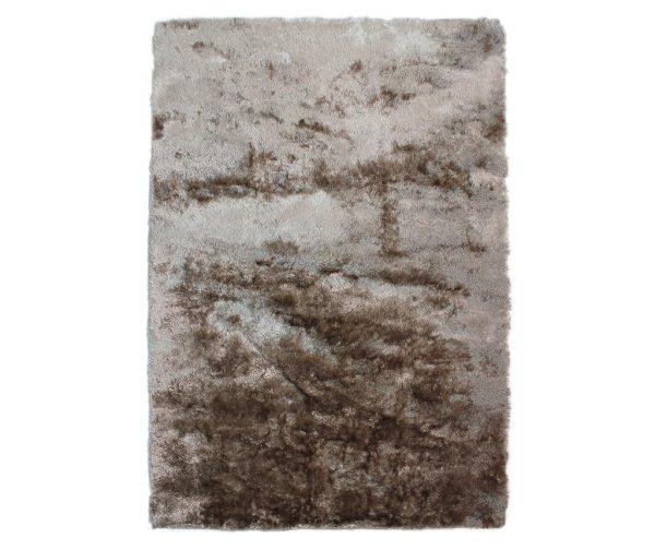 Covor pufos gri, Stil modern, 2 dimensiuni disponibile, Serenity