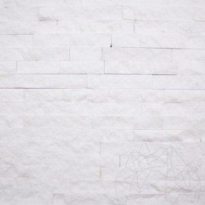 Marmura Thassos Scapitata 2 cm x LL