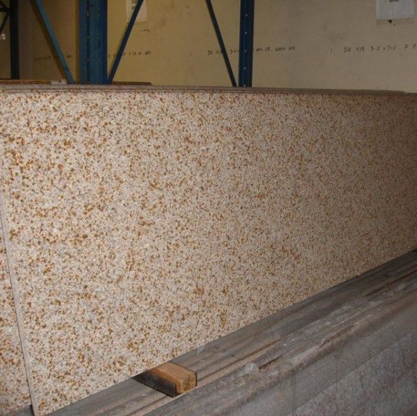 Piese Speciale Granit Padang Yellow Polisat 2cm