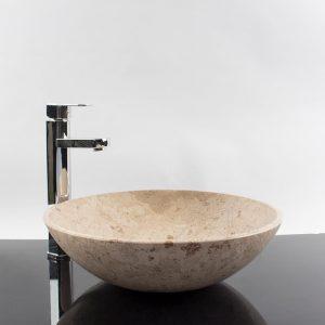 Chiuveta baie limestone Sunny Dream 42 x 12.5 cm - Lichidari stoc
