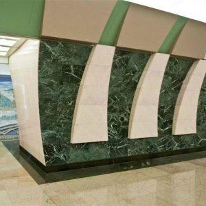Marmura Tinos Green Polisata 60 x 30 x 2 cm