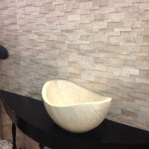Mozaic Travertin Classic 3D Wall Polisat