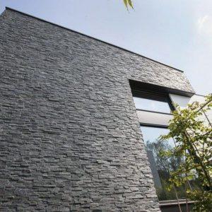 Panel Ardezie Stras Black 15 x 60cm