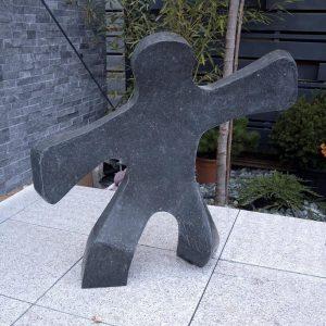 Statui Gradina Granit Padang Dark - Blackman
