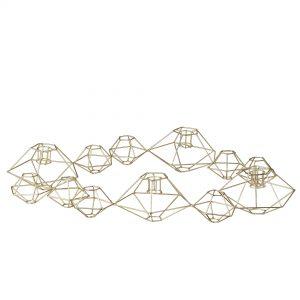 Suport lumanari, Alama, l37xL46xH7 cm