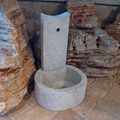 Cismele Gradina Granit Rock Star Grey (47 x 40 x 70cm)