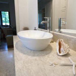 Piese Speciale Limestone Vratza Periat 2cm - Lichidare stoc