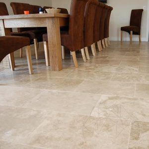 Travertin Classic Cross Cut Polisat 61 x 30.5 x 1.2 cm