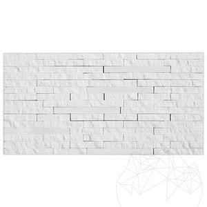 Mozaic Marmura Thassos Matrix 15 x 30 cm
