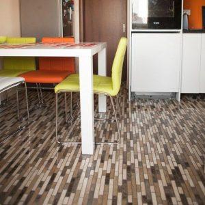 Mozaic Marmura Mix Marble Polisata 2.3 x LL
