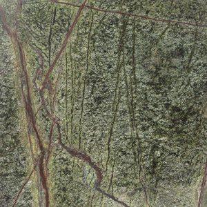 Marmura Rain Forest Green Polisata 61 x 30.5 x 1 cm