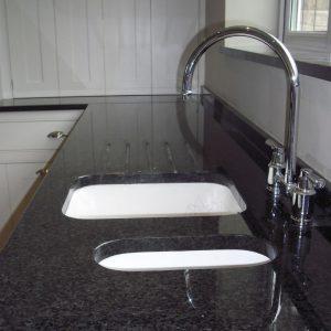 Piese Speciale Granit Black Pearl Polisat 2cm