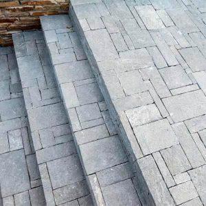 Ardezie Kavala Roman Pattern Natur 4-5 cm