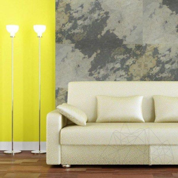 Ardezie Flexibila SKIN - Autumn Rustic 122 x 61 cm