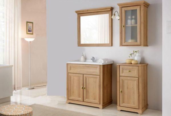 Set Mobilier pentru baie, 5 piese, Palace Riviera