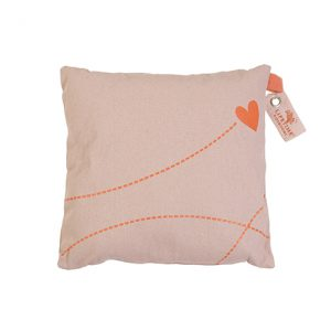 Perna Decorativa Sugar Pie, Blush, 45x45 cm