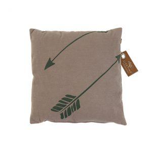 Perna Decorativa Adventure Arrows, 45x45 cm