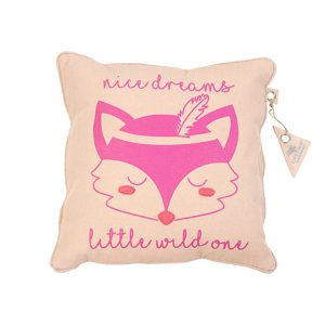 Perna Decorativa Nice Dreams, Pink, 45x45 cm