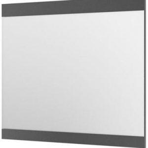 Oglinda simpla Aquaform Decora Antracit 90