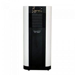 Aer conditionat portabil Meaco MC Series 8000BTU, Functii de incalzire si dezumidificare, Capacitate 8.000 Btu, Debit 330mc:ora,