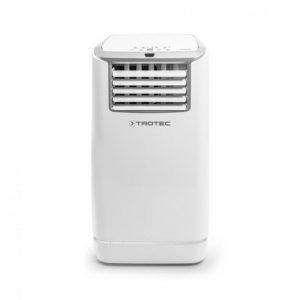Aer conditionat portabil Trotec PAC 3200 E, Capacitate 11.000 Btu, Debit 500mc/ora, Telecomanda, Display, Timer, Pentru 42mp