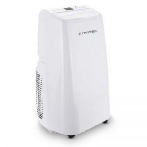 Aer conditionat portabil Trotec PAC 3500 E, Capacitate 12.000 Btu, Debit 420mc/ora, Telecomanda, Display, Timer, Pentru 115mc
