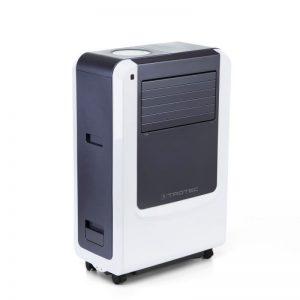 Aer conditionat portabil Trotec PAC 3500 X, Capacitate 12.000 Btu, Debit 360mc/ora, Telecomanda, Display, Timer, Pentru 45mp