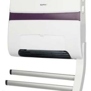 Aeroterma electrica pentru baie pentru prosop maini si par Supra Lesto SC
