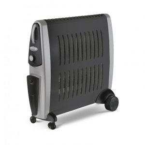 Calorifer Electric cu Bloc Ceramic si Umidificator Supra Ceram Duo 1500W, Termostat, Umidificator integrat 0,7 l, Anti inghet