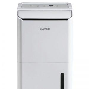 Dezumidificator Supra Aldo 15, Pentru 60mp, Functie uscare rufe, Timer, Display digital, Ideal si pentru Baie, Higrostat