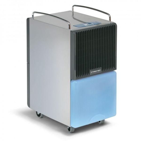 Dezumidificator Trotec TTK120E, 30l/zi, Debit 340mc/h, Pentru spatii de pana la 95mp, Higrostat reglabil, Afisaj digital
