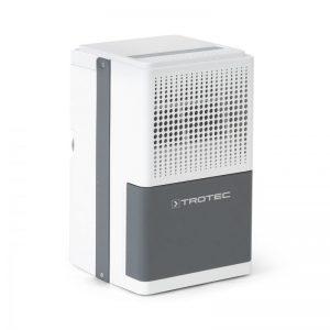 Dezumidificator Trotec TTK25E, 10 litri/zi, 50mc/h, Higrostat cu 3 valori presetate, Pentru 15mp, Panou de comanda