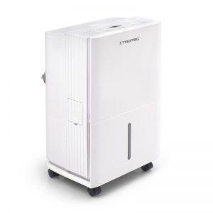 Dezumidificator Trotec TTK65E, 20 litri:24h, Debit 180mc:h, Pentru 45mp, Higrostat reglabil, Timer, Display, Functie automata