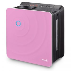 Spalator de aer, purificator si umidificator Clean Air Optima CA803, Display, Timer, Rata umidificare 250 ml:ora, Consum 35 W:h