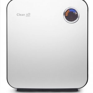 Spalator de aer, purificator si umidificator Clean Air Optima CA807, Display, Timer, Rata umidificare 240 ml/ora, Functie Turbo