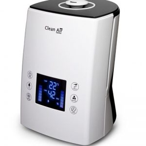 Umidificator si purificator Clean Air Optima CA606 Ionizare Display Timer Rata umidificare 480 ml:ora