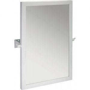 Oglinda pivotanta Bemeta Help 60x40x120 rama crom alb