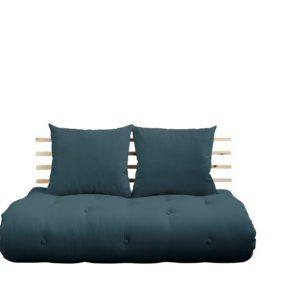 Canapea Extensibila 2 locuri, Shin Sano Natural, l140xA100xH70 cm