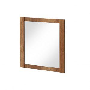 Oglinda pentru baie, L80xl80 cm, Classic Oak