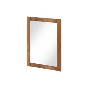 Oglinda pentru baie, L80xl60 cm, Classic Oak