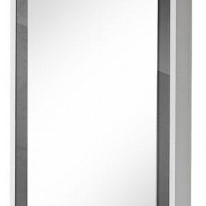 Dulap baie suspendat cu 1 usa si oglinda, Domino, l47xA14xH67 cm