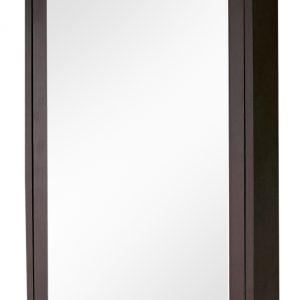 Dulap baie suspendat cu 1 usa si oglinda, New York, l50xA14xH69 cm