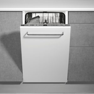 Masina de spalat vase Teka DW8 41 FI complet incorporabila 10 seturi 9 programe afisaj digital timer clasa A++