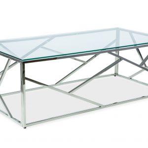 Masa de cafea din sticla Escada A, L120xl60xh40 cm