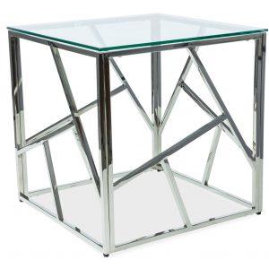 Masa de cafea din sticla Escada B, L55xl55xh55 cm