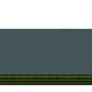 Purificator natural de aer cu ghiveci pentru plante Airy Box Grey / Late Spring