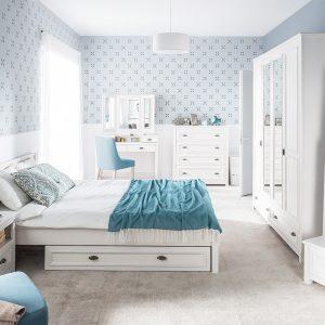 Set Mobila Dormitor 9 piese Madison